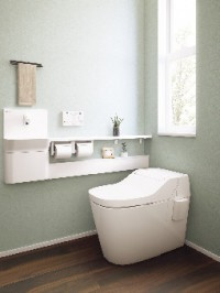 鹿児島の津曲工業鹿児島のトイレ