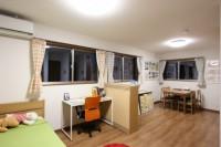 鹿児島の施工例注文住宅の子供部屋例