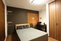 鹿児島の注文住宅施工例。注文住宅を建てる・寝室例