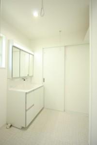 新築住宅建てる洗面鹿児島