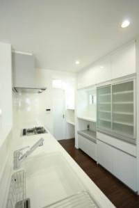 新築キッチン鹿児島で建てる住宅