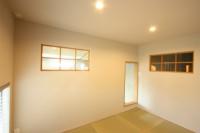 和室は桜島を見ながらおしゃれに