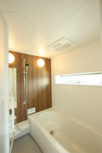 浴室は鹿児島のツマガリハウス