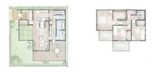 鹿児島新築注文住宅マイホーム図3