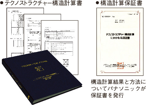 鹿児島テクノストラクチャー構造計算の保証書