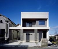 鹿児島吉野にある住宅会社の新築住宅の外観
