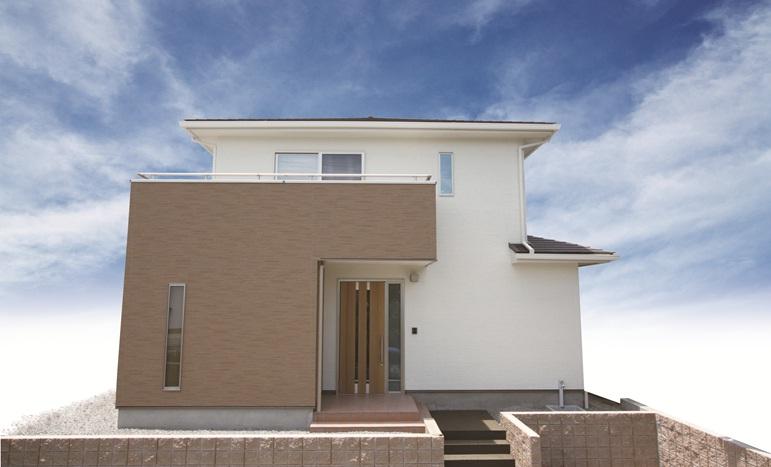 鹿児島で建てる注文住宅施工例