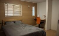 オシャレな寝室鹿児島で建てる