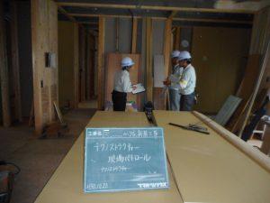 鹿児島の耐震住宅新築工事・吉野