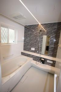 バスルーム建てる住宅鹿児島