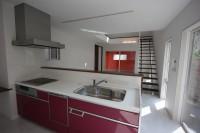 キッチン建てる鹿児島注文住宅