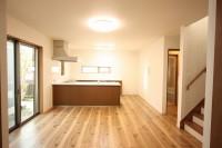 注文住宅の施工例鹿児島で家を建てるLDK例