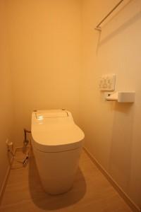 トイレ施工例鹿児島の注文住宅施工例