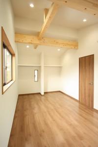 鹿児島で注文住宅を建てる洋室の施工例