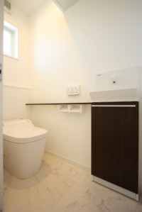 新築住宅を鹿児島で建てるトイレ