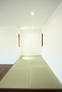 鹿児島で新築建てる畳